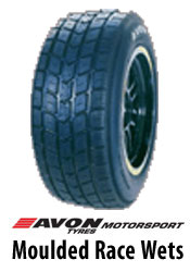 Radial Moulded Race Wets